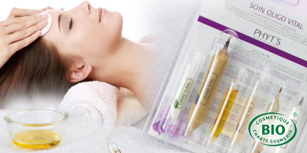 LE SOIN OLIGO-VITAL - Ránctalanító, ásványianyagokkal feltöltő kezelés száraz bőrre