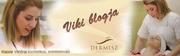 Viki blogja kozmetika
