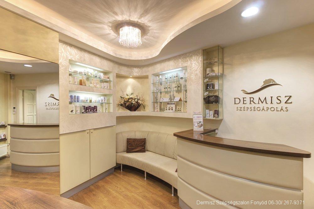 Dermisz szépségszalon