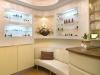 Dermisz Professzionális Kozmetika és Fényesztétikai Kezelőszalon várója